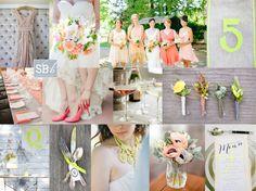 Inspiration Board: Love Shines Bright | SouthBound Bride