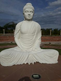 Budha at Sukhna lake Chandigarh India