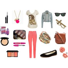 """Na co dzień !"" by olaola1230 on Polyvore"
