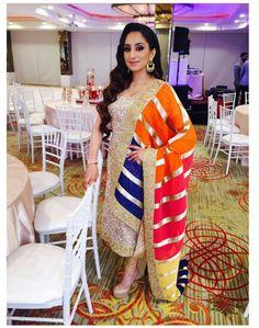 Stunning Punjabi Suit