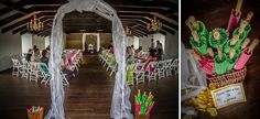Modernise your traditional Chapel ceremony with splashes of colour Chapel Wedding, Wedding Ceremony, St Francis, Color Splash, Traditional, Modern, Colour, Weddings, Gallery