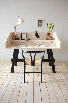 Vosgesparis: Slowwood | Dutch design with a Scadinavian touch