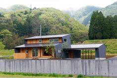 暮らしと自然をつなぐ畳リビングの家 さほらぼ by 佐保建設の建築実例 ステップハウス注文住宅