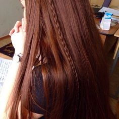 brown cooper hair color