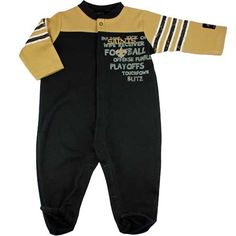 New Orleans Saints Baby Sleeper