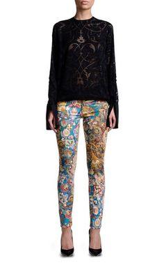 Блуза Для Женщин - Рубашки Для Женщин on Just Cavalli Online Store