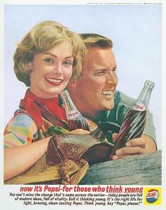 Vintage advertising.  www.robertsharpassociates.com - Creative Solutions by Sharp Minds