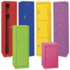 Welded Storage Lockers