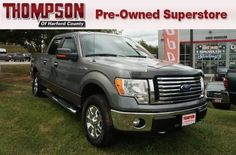 2012 Ford F150, 32,156 miles, $29,985.