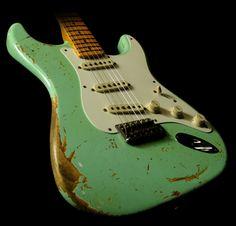 Fender Stratocaster 1957 Heavy Relic Green