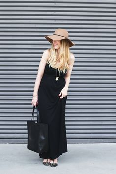 Spring Capsule   Maxi Dress Addict — By The Shore (life + style blog) #oldnavy #maxidress #streetstyle