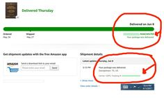 Visual and written evidence of the Amazon fake shipment scam, how it hurts sellers, retail businesses, customers. Stop the fraud and false advertisement.