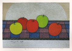 Kazuyuki Ohtsu Japanese Woodblock Prints