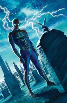 AMAZING SPIDER-MAN #19 BDNMAlguien en matrices órbita del asombroso del hombre araña. • Pedro, una vez más, tiene que elegir entre ser Spider-Man y su vida personal y que no va bien para él. • También, conseguir que el otro lado de la historia del hombre araña /