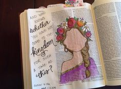 I love how Bible Art Journaling and sharing on Instagram makes me dig deeper into a verse I want to showcase. My searching is never in vain there is always something new revealed to me. Did you know that Esther is mentioned more times in the bible than any other woman? I didn't until this morning! Esther was being asked to risk her very life to intervene on behalf of her people to her husband the King. She was hesitant scared who was she to be asked to save a nation? Then her cousin Mordecai…