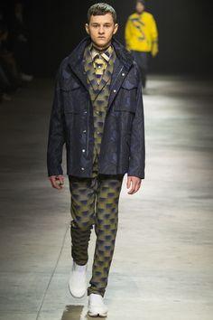 Kenzo Fall 2016 Menswear