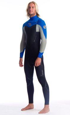 Rip Curl Flash Bomb Plus 5 3 Mens Winter Wetsuit 2013 - Blue Grey d4e3cce85