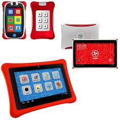 nabi touchscreen kids tablet pc with optional bundle christmas gifts old christmas christmas shopping