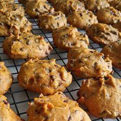 ... | Pumpkin Cookie Recipe, Easy Peanut Butter Cookies and Cookies