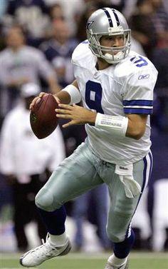 Tony Romo # 9 Dallas Cowboys QB College:Eastern Illinois