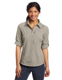 99436fcfe3b Columbia Sportswear Women's Silver Ridge Long « Impulse Clothes Lifestyle  Shirts, Tuxedo T Shirt,