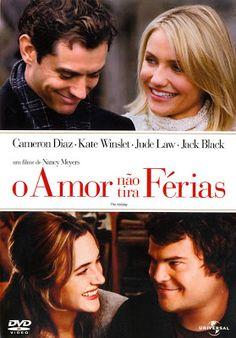 O Amor Não Tira Férias - DVDRip Dublado