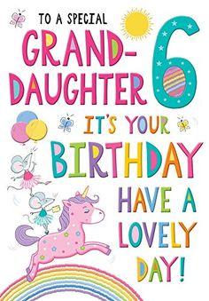6th Birthday Girls, Happy 6th Birthday, Birthday Cards For Him, It's Your Birthday, Greeting Card Store, Birthday Qoutes, Anniversary Greeting Cards, American Greetings, Sympathy Cards