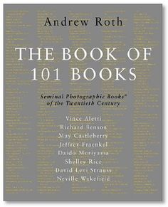 Andrew Roth - The Book of 101 Books