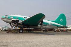 Buffalo Airways C46