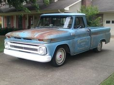 1965 chevrolet pickup | 1965 Chevrolet C10 swb patina shop truck $6,500 or best offer ...