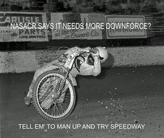 Parts speedway vintage