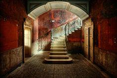 sunlight & stairs