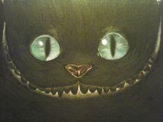 Alice in Wonderland- The Cat
