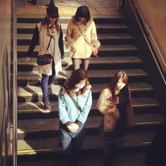 #harajukufashiontrends #spotted in harajuku this #winterintokyo