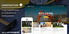 Themeforest WordPress: Construction – WP Construction, Building Business on THEMEFOREST FREE DOWNLOAD http://themeforestfreedownload.com