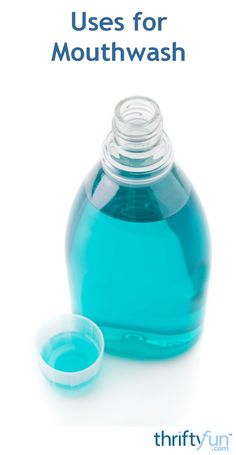 In addition to being used in your mouth to cleanse and fight germs, mouthwash is often enlisted for a variety of other tasks. This page offers some ideas for other uses for mouthwash.