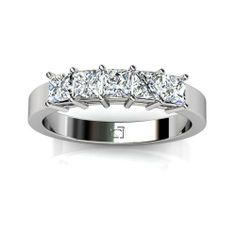 Palladium Classic Style dominates this Elegant Wedding Band featuring Five Princess Cut Diamonds 1/2 CTW Union Diamond. $1299.00. Union Diamond has the distinction of being selected as one of Forbes Best of the Web, a member of Jewelers of America, holding a Better Business Rating of A+, and having a staff of Dedicated Diamond & Jewelry Experts ready to assist you.. Premier quality craftsmanship backed by a lifetime manufacturer's warranty, every piece, every time...