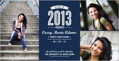 Graduation Announcements & Photo Graduation Announcements   Shutterfly