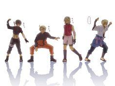 Naruto style