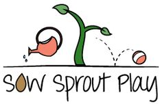 Sow Sprout Play...a great blog from a mommy of 2 (almost 3) of hands-on activities and games to help children learn