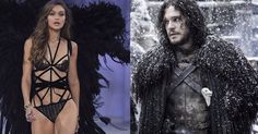 The Victoria's Secret 2016 show was straight out of 'Game of Thrones' #Lifestyle #iNewsPhoto