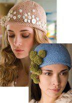 Cecily Beanie - Media - Knitting Daily