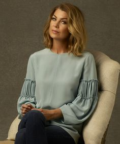 """Meredith Grey Attack Greys Anatomy Premiere 2016 