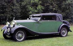 1934 Rolls-Royce 20/25 Landau - coachwork by Freestone & Webb of London