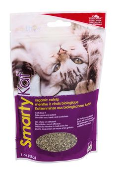 SmartyKat Organic Catnip 1OZ (Pack of 6) * Find out more about the great product at the image link. (This is an affiliate link and I receive a commission for the sales)