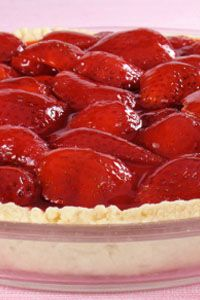 Strawberry  Cream Pie  Walnut Creek Cheese - Amish Country's Finest Foods