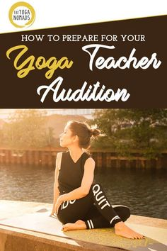 How to Prepare For Your Yoga Teacher Audition. Learn what to expect in your next yoga interview. It pays to be prepared! Click the link to learn more. Source by theyoganomads - Deep Breathing Exercises, Yoga Breathing, Yoga Beginners, Ashtanga Yoga, Iyengar Yoga, Vinyasa Yoga, Yoga Sequences, Yoga Poses, Yoga Nature