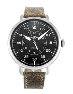 Bell & Ross takes inspiration from WW1 watches for this Vintage BRWW192-MIL/SCA.