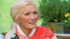 When someone speaks really fast and you haven't got a clue what they're actually saying. | 21 Mary Berry Reactions For Everyday Situations