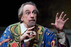 """Luca de Filippo - """"La grande magia"""", tra i protagonisti del cartellone teatrale 2013-2014 dello Stabile delle Marche"""